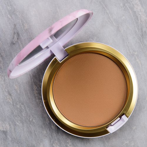 MAC Canyon Dreamin' Next to Nothing Bronzing Powder Review & Swatches