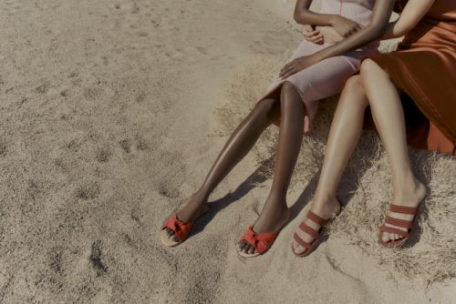 Rothy's Just Launched Their First-Ever Sandals & They're Instant Summer Staples
