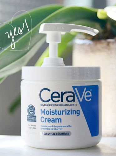CeraVe Moisturizing Cream for Your Body and Face: Highly Recommended for All My Alligator People!