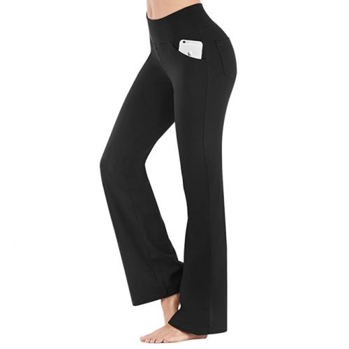 You Guys, It Finally Happened-Yoga Pants Are Cool Again