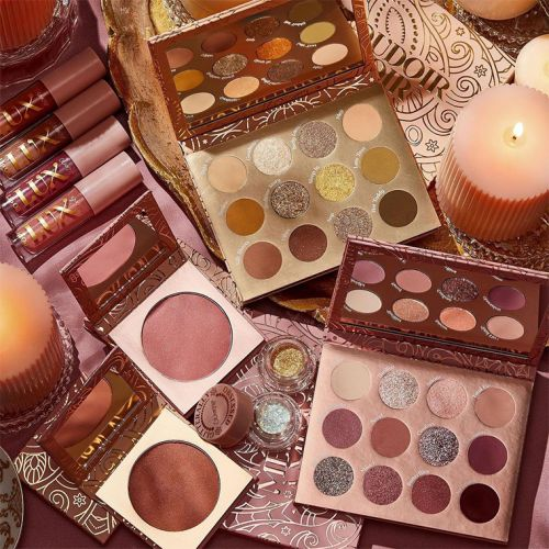ColourPop Amoureux Collection for Holiday 2020