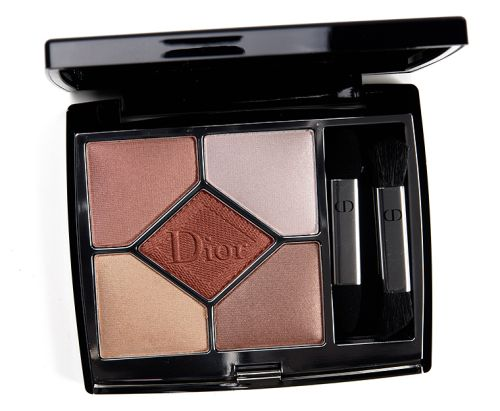 Dior Cruise Look Eyeshadow Palette Review & Swatches