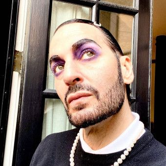 "Marc Jacobs on Why Lashes Are Like ""Jazz Hands"" for Your Eyes"