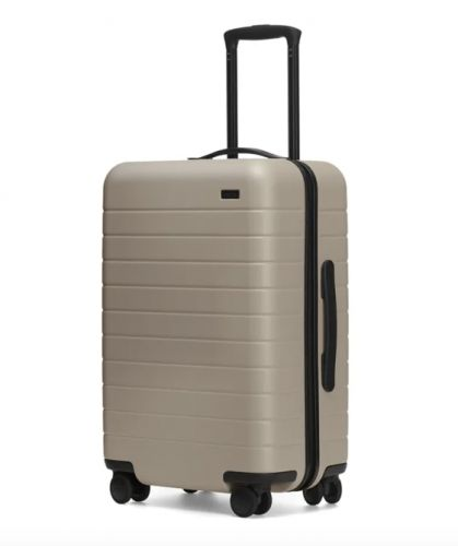 Not A Drill: Away's Iconic Suitcases Are 50% Off Right Now