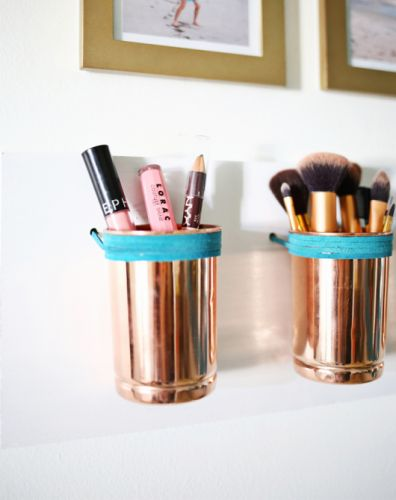 20 Truly Innovative Ways to Store Your Beauty Products
