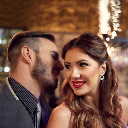 Valentine's Day is coming! Is your hair date-night ready?