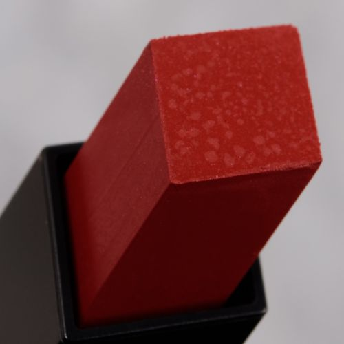 YSL Insurgent Red & Restricted Pink Slim Glow Matte Lipsticks Reviews & Swatches
