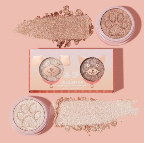 ColourPop's Cutest Eye Duo Fully Supports The Best Friends Animal Society