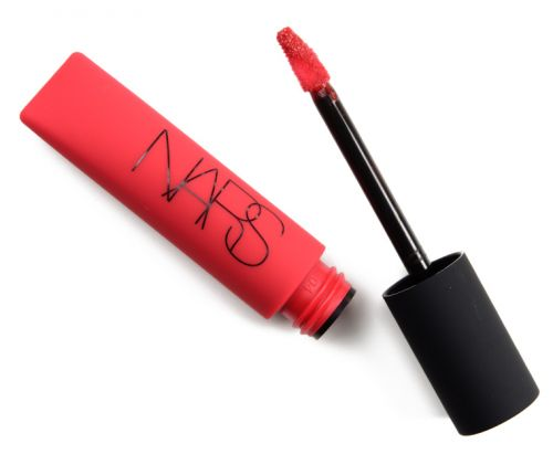 NARS Total Domination & Power Trip Air Matte Lip Colors Reviews & Swatches