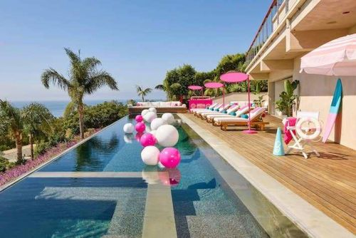Hold the Damn Phone-You Can Airbnb *the* Barbie Malibu Dreamhouse for Only $60 a Night