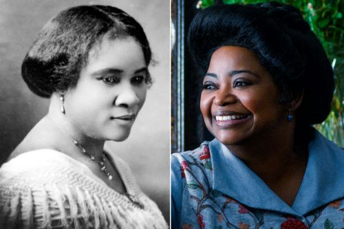 Netflix's Self Made Is Based on Madam C.J. Walker's Inspiring Life -Here's the True Story