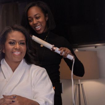 Yene Damtew on What It's Like Being Michelle Obama's Hairstylist