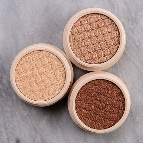 ColourPop Call Me on My Shellphone Super Shock Shadow Trio Review & Swatches