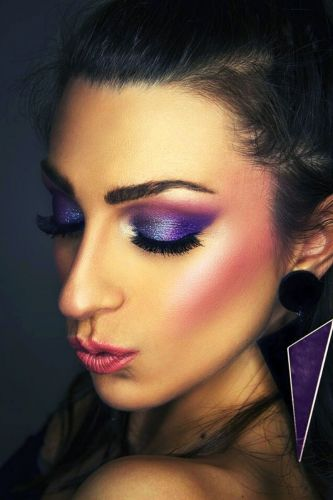 18 Glamorous Fall Makeup Looks To Look Forward To