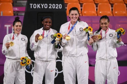 Here Are All the Americans Who Have Won Medals at the Tokyo Olympics So Far