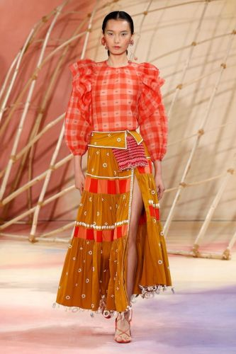Consider This Your Front Row Seat to All the Best NYFW Spring/Summer 2020 Runway Looks
