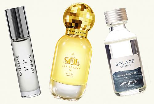 3 Fragrances NewBeauty Editors Can't Stop Wearing Right Now