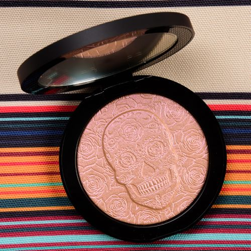 Melt Cosmetics Iluminacion Digital Dust Highlight Review & Swatches