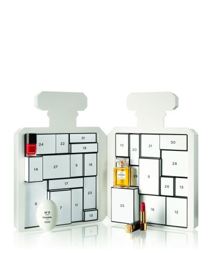 All I Want For Christmas Is Chanel's Sumptuous No. 5 Advent Calendar