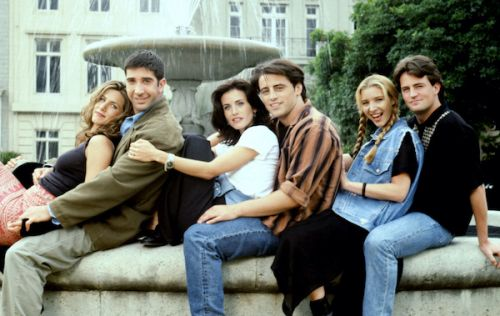 Here's Where to Watch 'Friends' Online For Free to Catch Up Before the Reunion