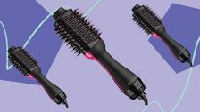 You Can Get Revlon's One-Step Hot Air Brush On Sale Before Prime Day