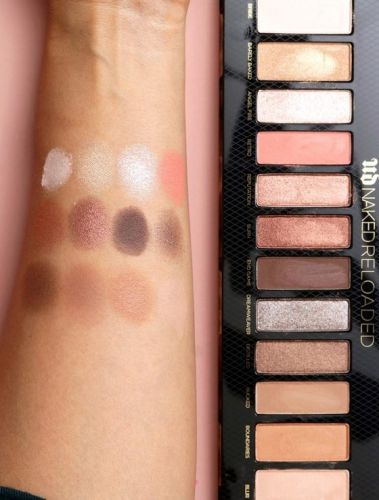 The New Urban Decay Naked Reloaded Palette