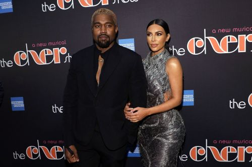 "Kim Kardashian Says Kanye West Is ""Really Opinionated"" When It Comes to Her Makeup"