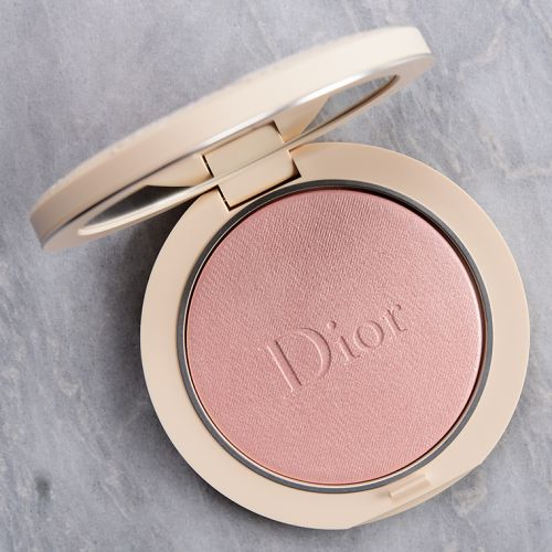 Dior Pink Glow Dior Forever Couture Luminizer Review & Swatches