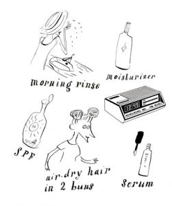A Busy Girl's Guide to Beauty