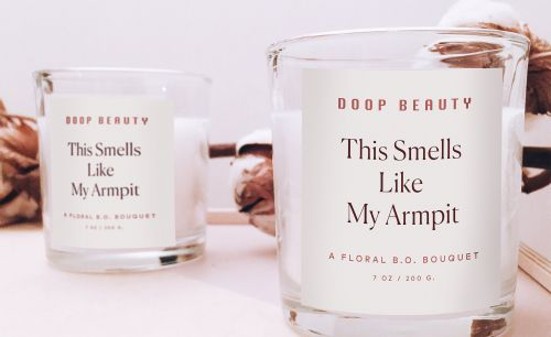 The Wacky Candle Trend That's Going Viral