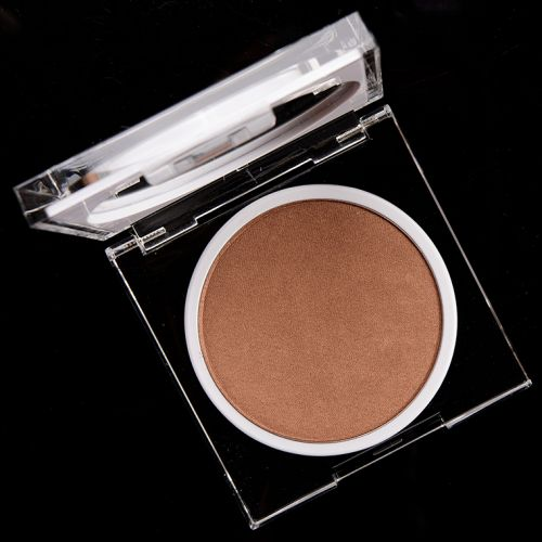 Rms beauty Madeira Bronzer Luminizing Powder Review & Swatches