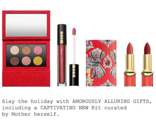 Pat McGrath Valentine's Day Kit for $125