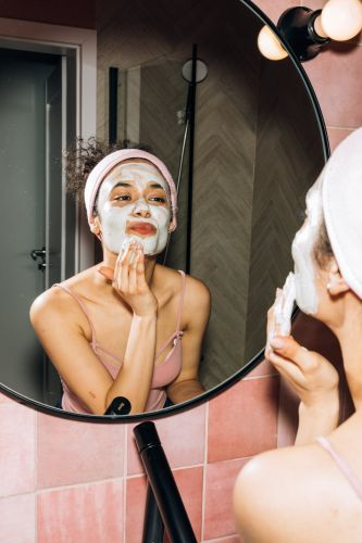 I Tried to Exfoliate My Anxiety Away -and My Skin Paid a High Price