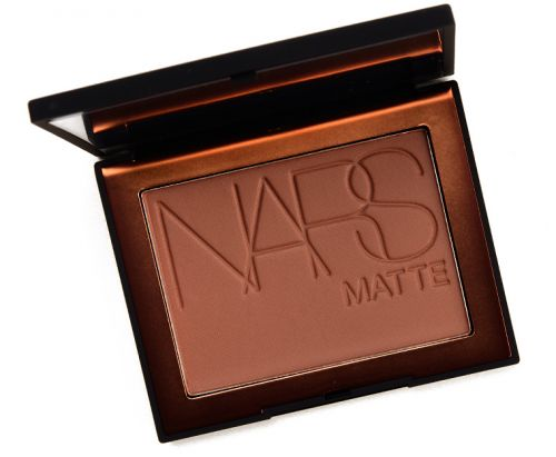 NARS Quirimba Matte Bronzing Powder Review & Swatches