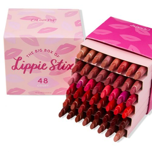 ColourPop's Massive Box of 48 Lipsticks Is Back for the Holidays