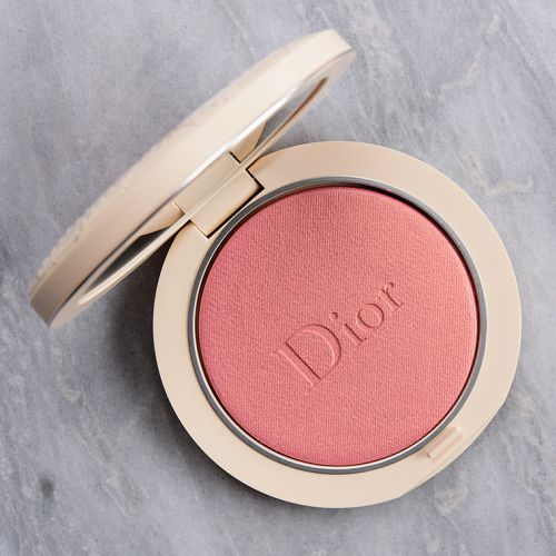 Dior Coral Glow Dior Forever Couture Luminizer Review & Swatches