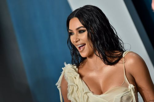 Kim Kardashian Is Now a Redhead, and Yup, She's Not Wearing a Wig