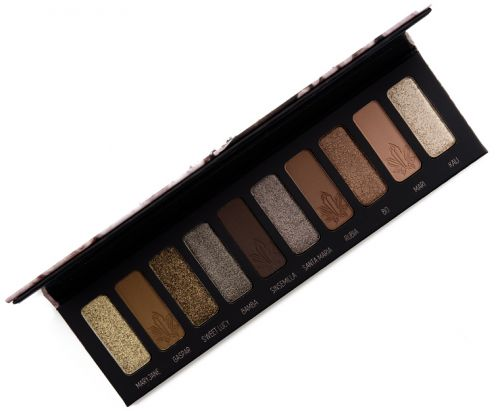 Melt Cosmetics Mary Jane Eyeshadow Palette Review & Swatches