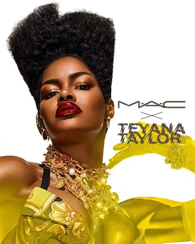 MAC x Teyana Taylor Collection for July 2020