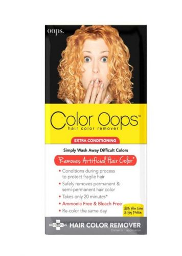 Best Hair Color Remover Products for a Regretful Dye Job