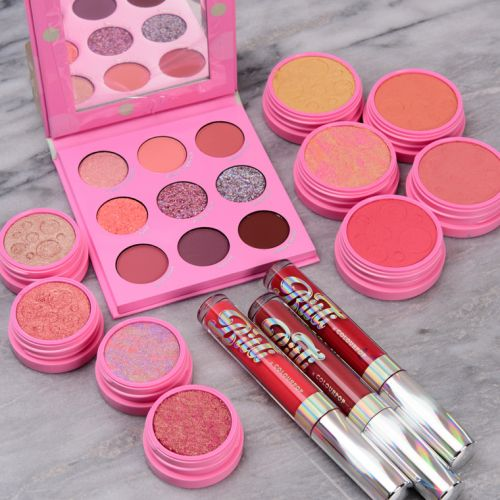 Best of the ColourPop x Pony Park Bitti Collection
