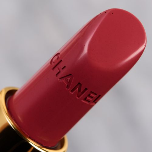 Chanel Rouge Delicieux & Rouge Splendide Rouge Allure Lip Colours Reviews & Swatches