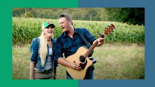 Totally Free At-Home Date Ideas Inspired By Power Couple Blake Shelton & Gwen Stefani