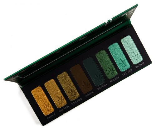 Melt Cosmetics Smoke Session Eyeshadow Palette Makeup Look Ideas