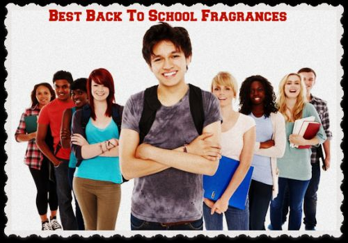 Best Back to School Perfumes and Colognes
