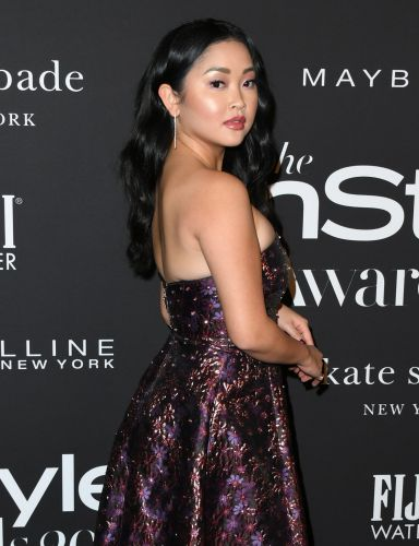 Lana Condor Is Almost Unrecognisable With Her New Pastel Pink Hair