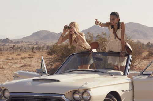 Coach's New Perfume, Dreams, Is a Road Trip in a Bottle