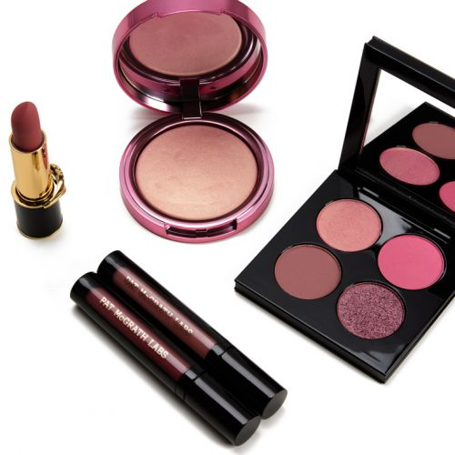 Best of Pat McGrath Divine Rose II Collection