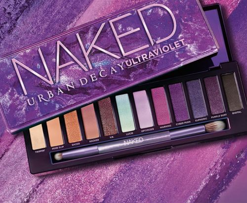 Urban Decay Naked Ultraviolet Palette Coming Soon