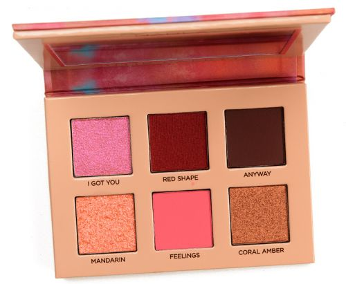NABLA Cosmetics Coral Cutie Palette Review & Swatches